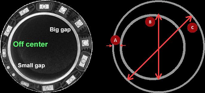 Offcenter Seal Diagram