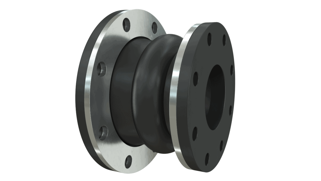 Concentric Reducer Rubber Expansion Joint from Metraflex