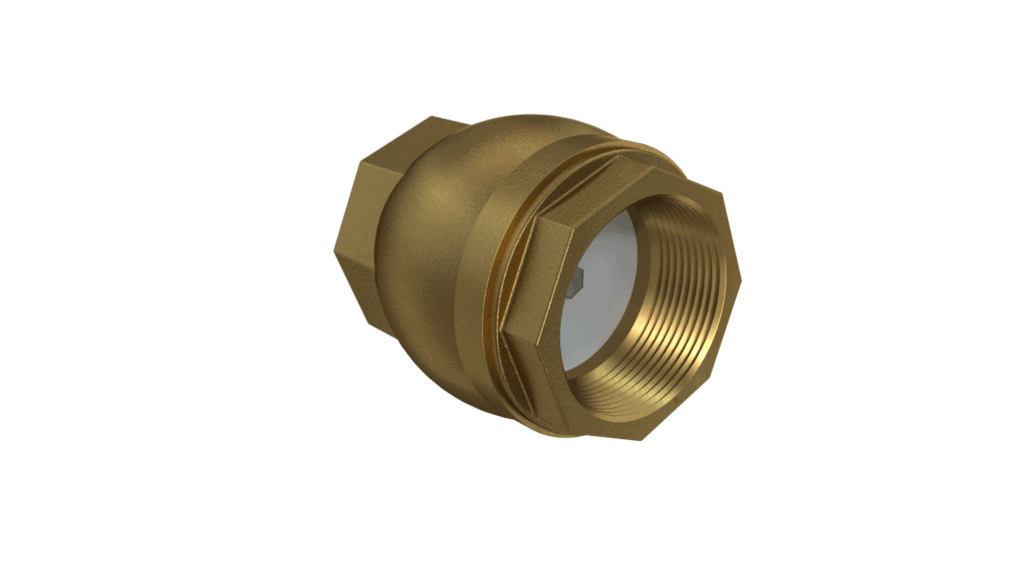 bronze check valve