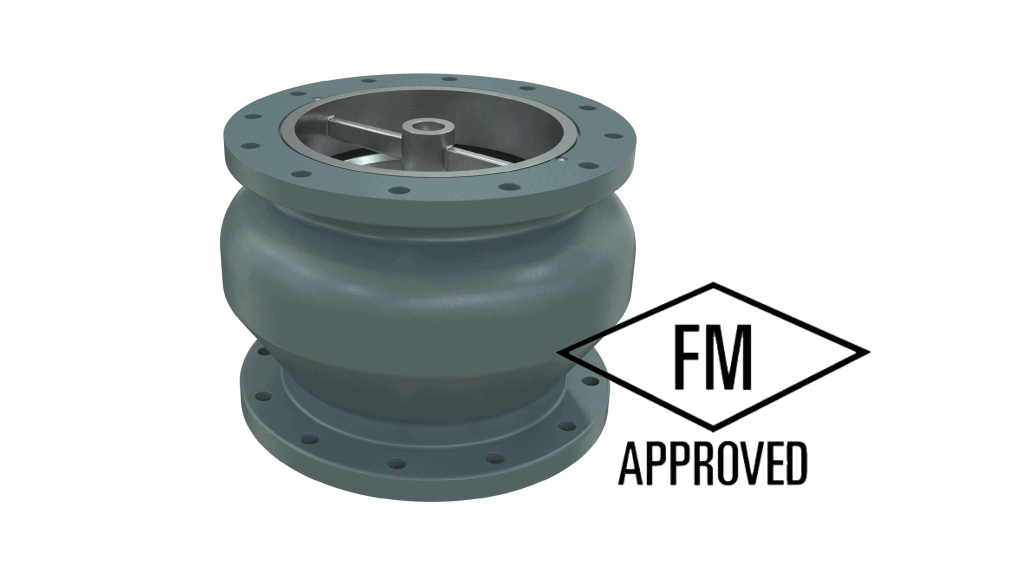 FM approved globe style
