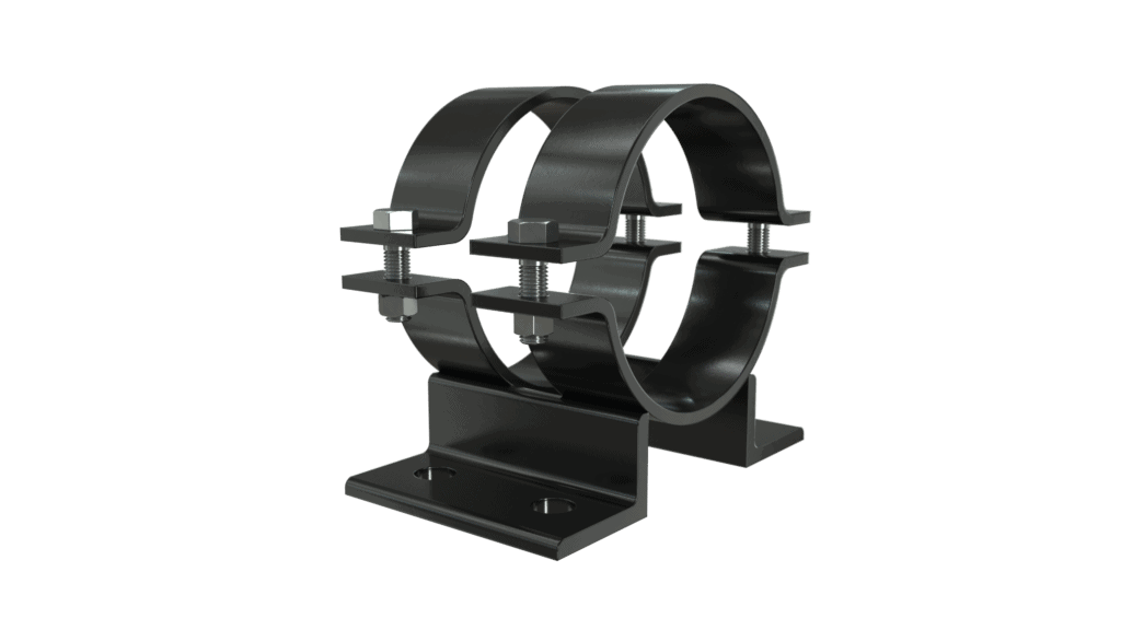 Pipe anchor clamp