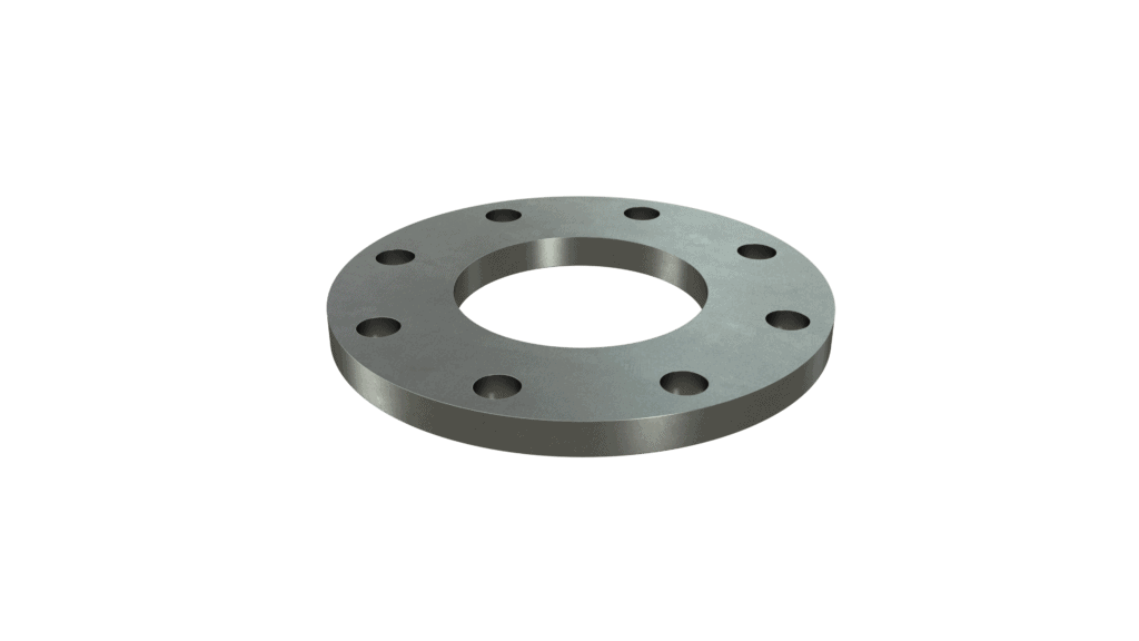 Plate Flange for Expansion Joints and Pump Connectors