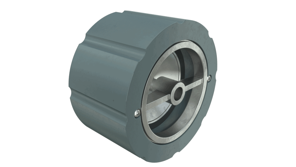 Water Style Silent Check Valve