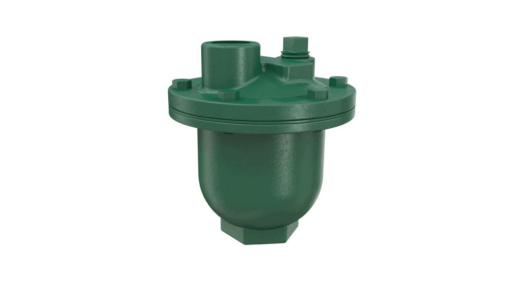 Metravent Air vent release valve